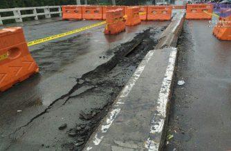 Otis Bridge sa Paco, Manila, pansamantalang isinara sa mga motorista
