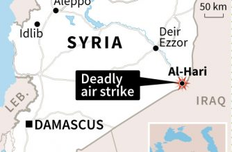 Israel mum on US claims it hit Iraq militia in Syria