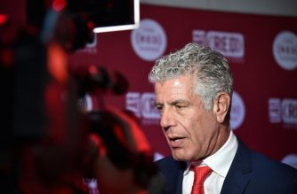 Anthony Bourdain died in an apparent suicide, CNN reported on Friday, June 8./Getty Images North America/Mike Coppola/AFP/