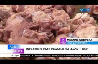 "BSP says PHL inflation outlook remains a ""concern""; some senators call for release of subsidies to cushion TRAIN effects"