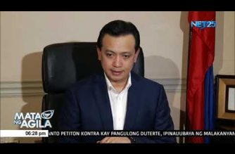 Trillanes to Locsin: Stay away from social media and focus on the job
