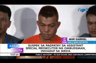 Suspect in killing of Ombudsman prosecutor arrested