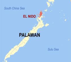 State of calamity declared in El Nido, Palawan