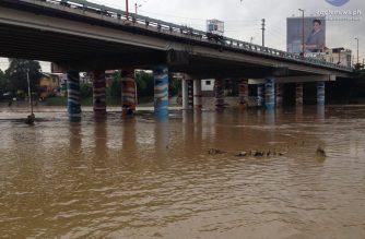 Alarm Level 1 hoisted over Marikina River
