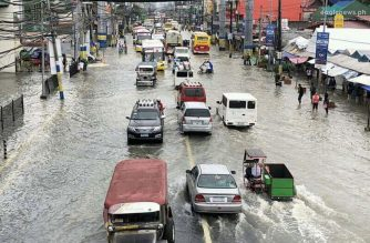 News in Photos: Heavy rains cause floods in Bacoor, Cavite