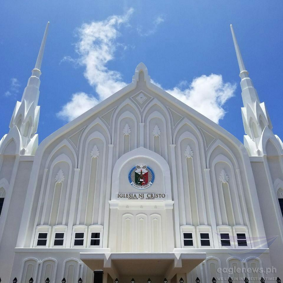 In photos:   The new Iglesia Ni Cristo House of Worship in Ewa Beach, Hawaii