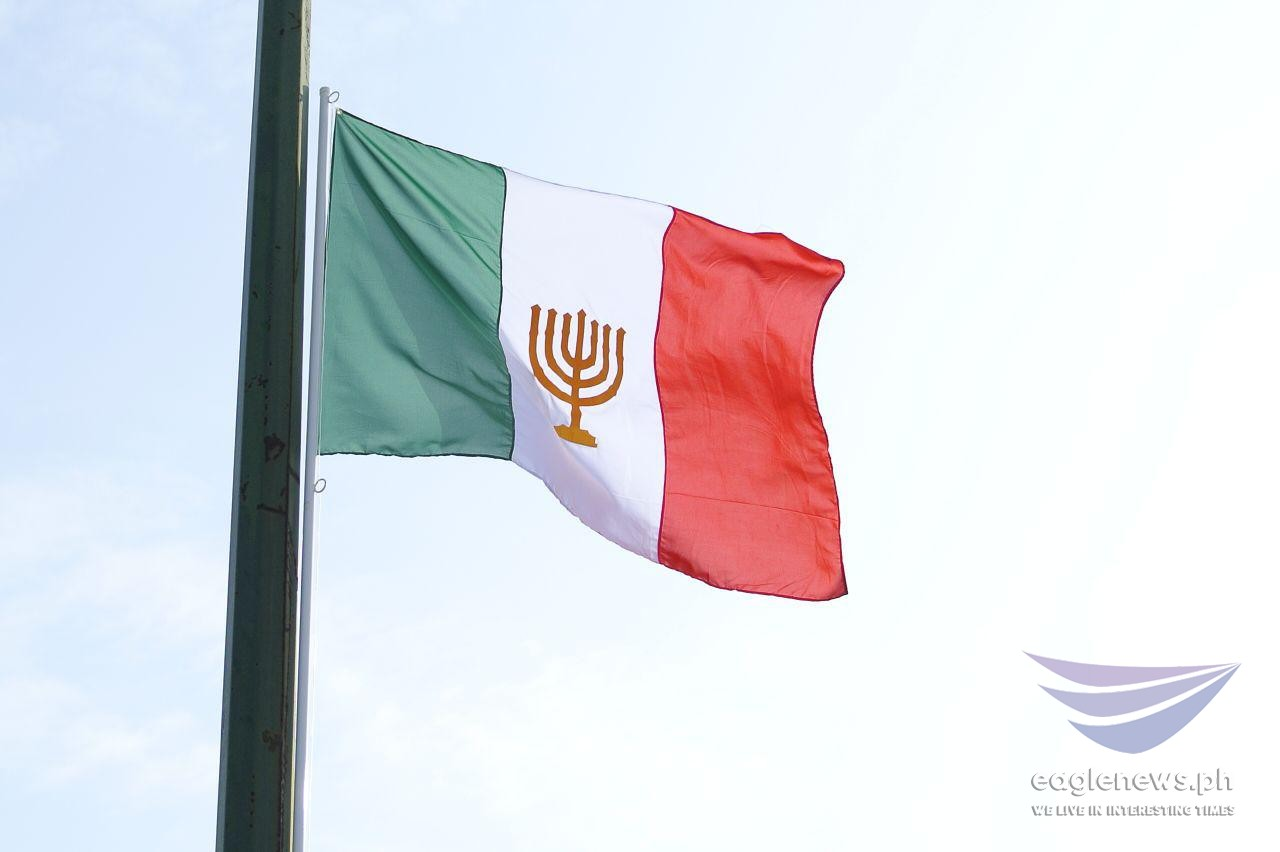 In photos:  Iglesia Ni Cristo flag waves proudly in Calgary, Canada on INC Day