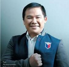 Chot Reyes Twitter account