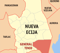 General Tinio