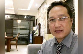 Trece Martires, Cavite Vice Mayor Alexander Lubigan /Lubigan Facebook page/