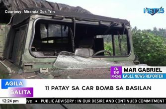 PNP: Eighteen charged over deadly Lamitan blast