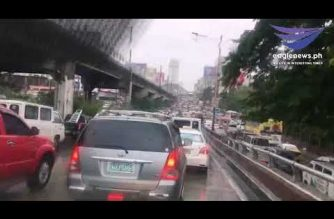 """Palace to critics of driver-only vehicle ban on Edsa during rush hours: """"Let's give it a chance"""""""