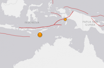 Strong 6.2 magnitude quake strikes off eastern Indonesia: USGS