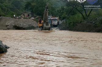News in Photos: Aftermath of heavy rains in San Isidro, Rodriguez, Rizal