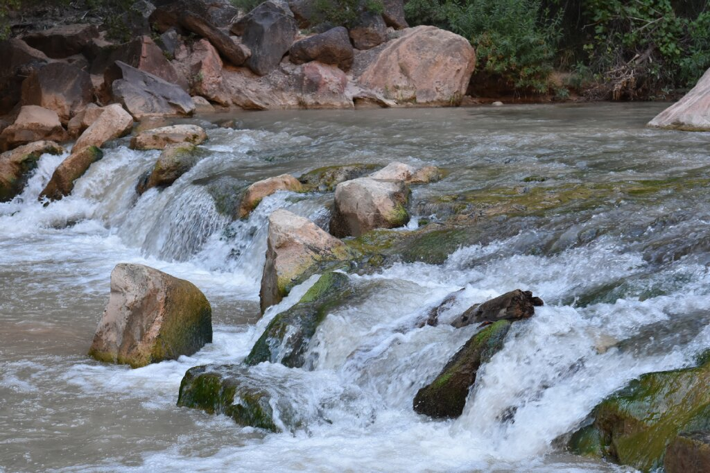 #EBCPhotography: Virgin River at Zion National Park