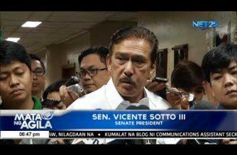 Bentahan ng database sa Comelec at mga dealer, matagal nang umiiral – SP Sotto