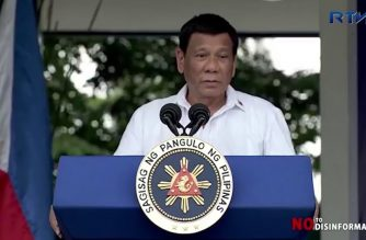 (File photo) President Rodrigo Duterte