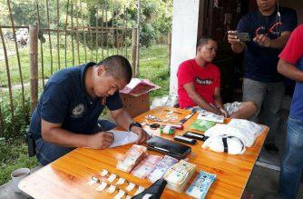 Police arrests high value target in Dumaguete City; Php 23M worth of shabu seized