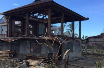 News in photos: Typhoon Ompong destroys classrooms, houses in Gonzaga, Cagayan