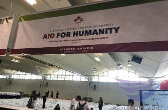 Iglesia Ni Cristo holds International Aid for Humanity in Toronto, Canada