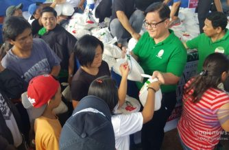 Photos of the Iglesia Ni Cristo's Lingap sa Mamamayan in Itogon, Benguet on Wednesday, Sept. 19, 2018.  The INC has conducted immediate relief operations in various areas in Northern and Central Luzon since Sunday, Sept. 16, 2018 to help victims of typhoon Ompong (Mangkhut)   (Eagle News Service)