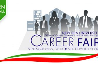 New Era University to hold Career Fair on Sept. 28 and 29