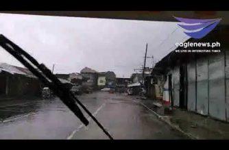 Thunderstorm advisory hoisted over Bataan, other areas
