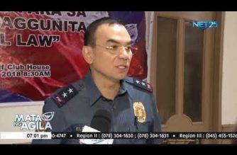 Eleazar: Around 4000 Metro Manila cops to be deployed to secure Luneta rally