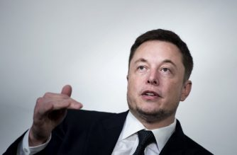 "(FILES) In this file photo taken on July 19, 2017, Elon Musk, CEO of SpaceX and Tesla, speaks during the International Space Station Research and Development Conference at the Omni Shoreham Hotel in Washington, DC. Elon Musk has reached a deal over fraud charges that will see him step down as electric automaker Tesla's chairman of the board and pay a $20 million fine, US securities regulators said Saturday, September 29, 2018. Musk -- who will remain CEO of Tesla -- will be ineligible to serve as chairman of the board for a period of three years and will be replaced by an ""independent chairman,"" while two ""independent directors"" will also be appointed by Tesla, the SEC said.  / AFP PHOTO / Brendan Smialowski"