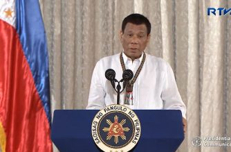 President Duterte flies to Singapore today for 33rd ASEAN Summit