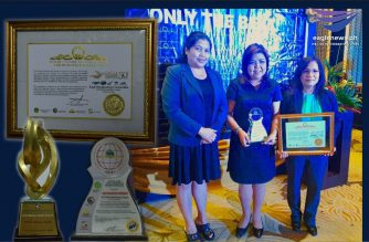 Harvest of awards for Eagle Broadcasting Corporation