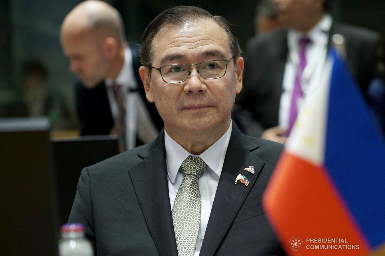 DFA chief Locsin represents President Duterte at 12th Asia-Europe meeting in Brussels