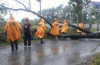 Malaking bahagi ng Pangasinan nakararanas ng kawalan ng suplay ng kuryente