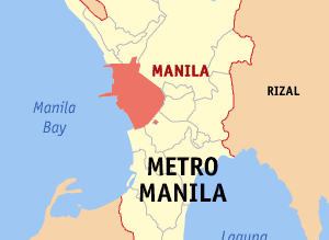 Three killed in Manila fire
