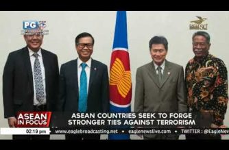 ASEAN countries seek to forge stronger ties against terrorism