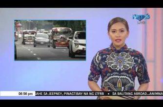 P10 minimum na pamasahe sa jeepney, pinagtibay na ng LTFRB