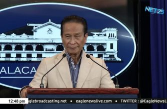 Palace: Constitution should be amended if mandatory drug tests for 2019 poll candidates will be implemented