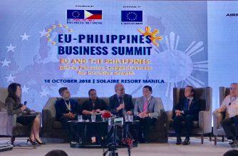 EU-PHL businessmen zero in on competitiveness in business summit