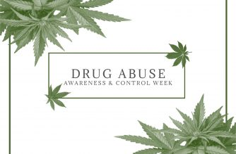 INFOGRAPHIC: Drug Abuse Awareness and Control Week
