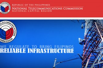 Screenshot from National Telecommunications Commission website.   (Courtesy NTC website)