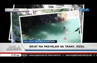 Look: Mga maaaring pasyalan sa Tanay, Rizal