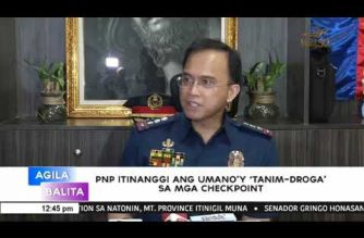"""PNP denies """"tanim-droga"""" scheme in checkpoints, says viral post was regarding an incident outside PHL"""