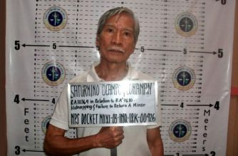 Former Bayan Muna Rep. Satur Ocampo/PRO11/