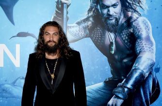 """HOLLYWOOD, CALIFORNIA - DECEMBER 12: Jason Momoa attends the premiere of Warner Bros. Pictures' """"Aquaman"""" at TCL Chinese Theatre on December 12, 2018 in Hollywood, California.   Kevin Winter/Getty Images/AFP"""