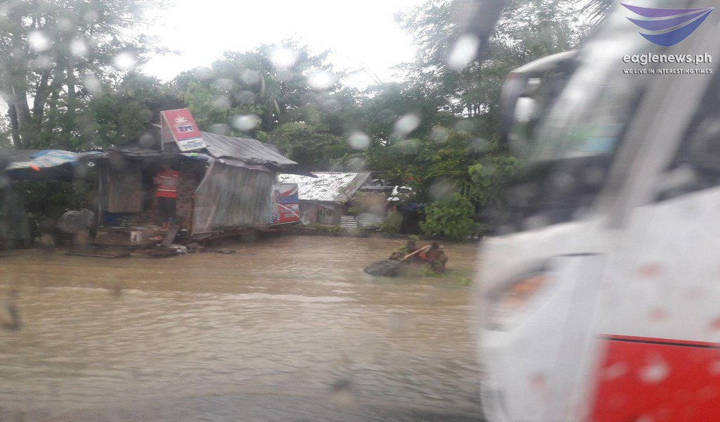 In photos: Aftermath of TD Usman in Buhi, Camarines Sur