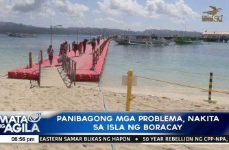 Ilang grupo at mga residente, nanawagan sa gobyerno na mas pahigpitin pa ang pagmomonitor sa Boracay