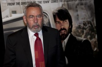 "(FILES) In this file photo taken on October 10, 2012, Tony Mendez attends the ""Argo"" Washington, DC Premiere at Regal Gallery Place Stadium 14 in Washington, DC. - Former CIA agent Tony Mendez, who engineered a creative way to smuggle US hostages out of Iran in 1980 and was immortalized in the Hollywood film ""Argo,"" died of complications from Parkinson's Disease, his family said. He was 78. Mendez, who will have a private burial in Nevada, died on Saturday, January 19, 2019 his literary agent Christy Fletcher said via Twitter, relaying a family statement. ""The last thing he and his wife Jonna Mendez did was get their new book to the publisher and he died feeling he had completed writing the stories that he wanted to be told,"" the family statement read. It added that Mendez had been suffering from Parkinson's for the past 10 years. (Photo by Leigh Vogel / GETTY IMAGES NORTH AMERICA / AFP)"