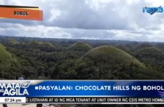 #Pasyalan: Chocolate Hills ng Bohol