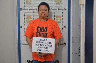 Daraga, Albay Mayor Carlwyn Baldo/CIDG-Region 5/