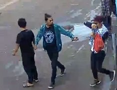 The military said these were 3 of the 4 suspects behind the Jolo, Sulu blasts./Philippine Army/